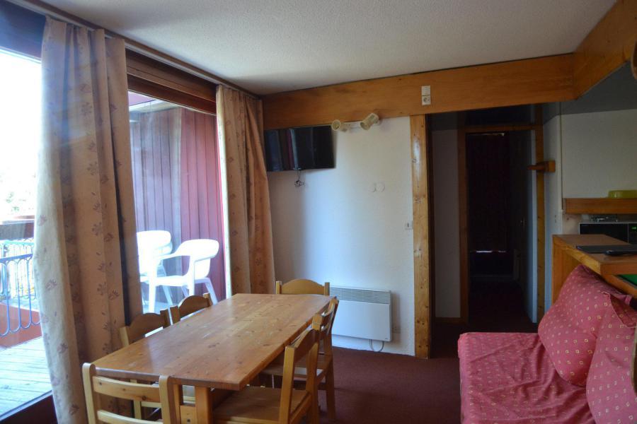 Vacances en montagne Appartement 3 pièces 7 personnes (202) - Résidence Miravidi - Les Arcs - Séjour