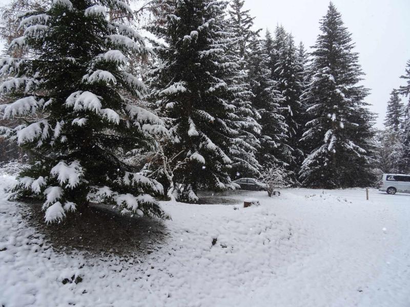Vacances en montagne Studio coin montagne 4 personnes (117) - Résidence Miravidi - Les Arcs - Chambre