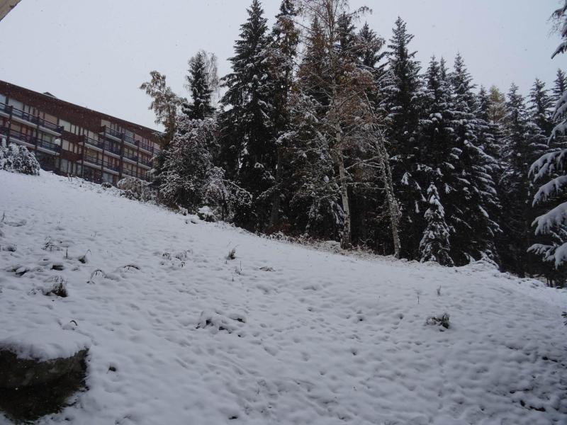 Vacances en montagne Studio coin montagne 4 personnes (117) - Résidence Miravidi - Les Arcs - Cuisine