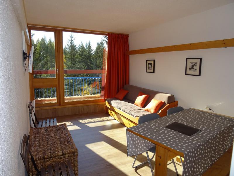 Vacances en montagne Studio coin montagne 4 personnes (503) - Résidence Miravidi - Les Arcs - Logement