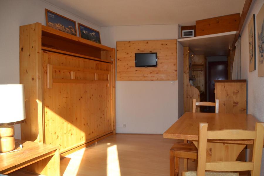 Vacances en montagne Studio coin montagne 4 personnes (509) - Résidence Miravidi - Les Arcs - Séjour