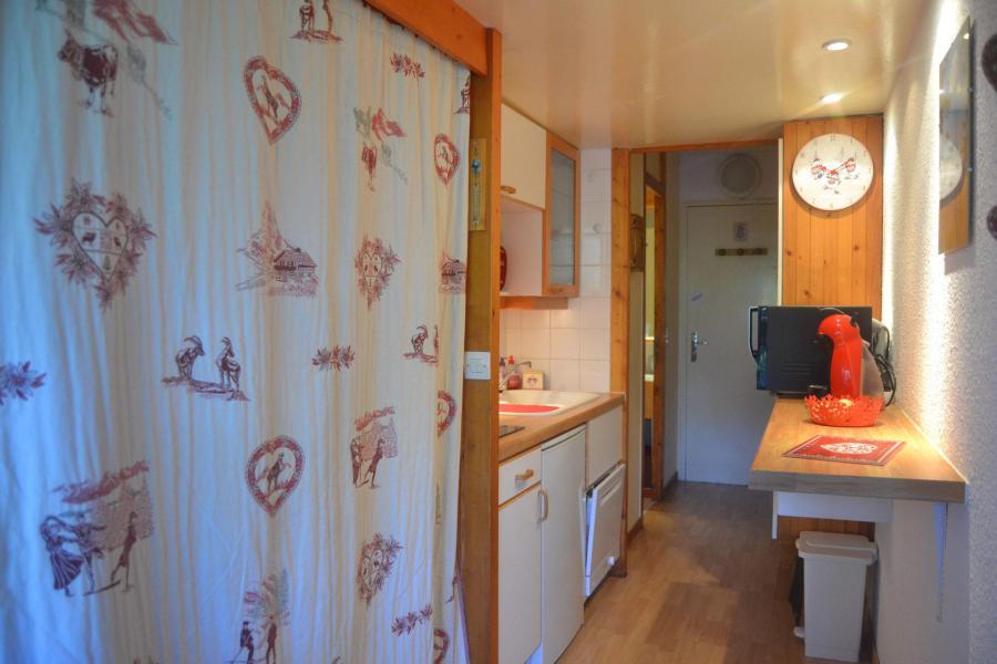Vacances en montagne Studio coin montagne 4 personnes (610) - Résidence Miravidi - Les Arcs - Salle d'eau