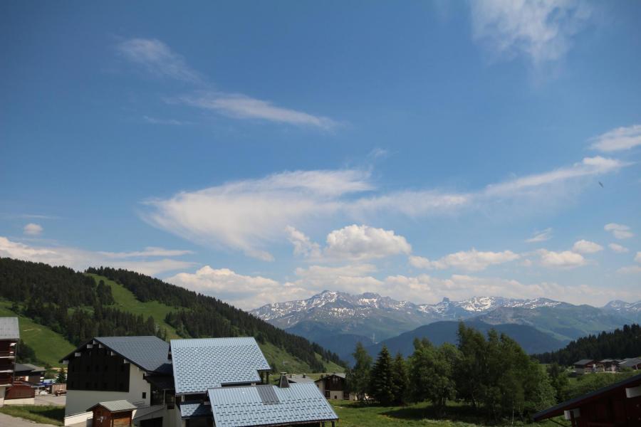 Vacaciones en montaña Estudio -espacio montaña- para 4 personas (114) - Résidence Mont Blanc A - Les Saisies - Verano