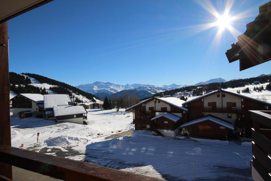 Vacaciones en montaña Estudio -espacio montaña- para 4 personas (115) - Résidence Mont Blanc A - Les Saisies