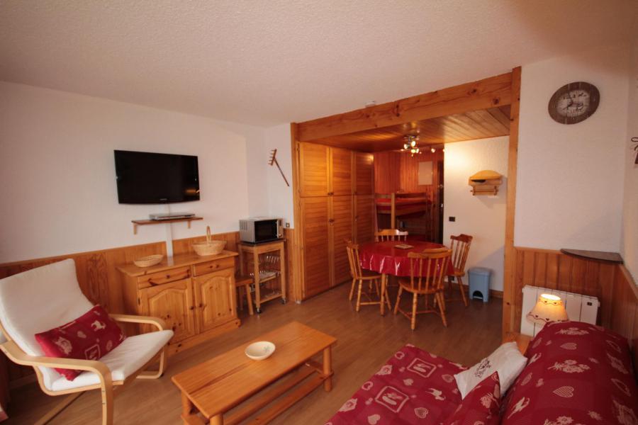 Vacaciones en montaña Estudio -espacio montaña- para 4 personas (110) - Résidence Mont Blanc A - Les Saisies