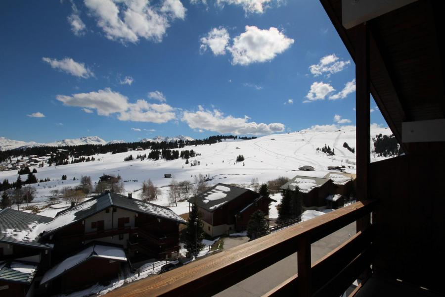 Каникулы в горах Апартаменты 3 комнат с мезонином 8 чел. (129) - Résidence Mont Blanc A - Les Saisies