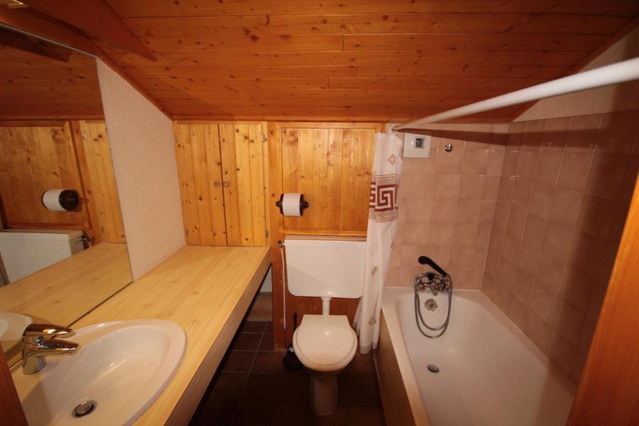 Vacaciones en montaña Apartamento 3 piezas mezzanine para 8 personas (129) - Résidence Mont Blanc A - Les Saisies - Bañera