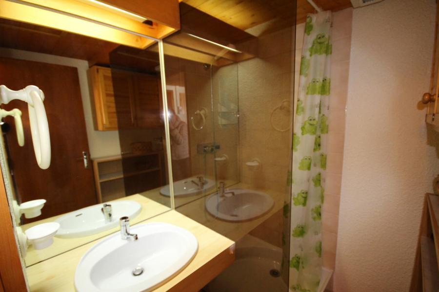 Vacaciones en montaña Apartamento 3 piezas mezzanine para 8 personas (129) - Résidence Mont Blanc A - Les Saisies - Ducha
