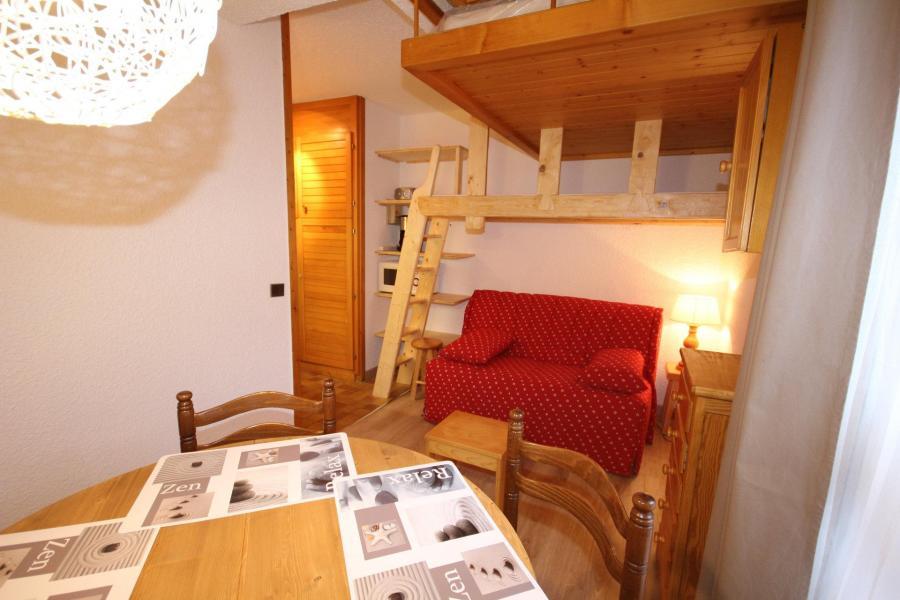 Vacaciones en montaña Estudio para 2 personas (223) - Résidence Mont Blanc B - Les Saisies