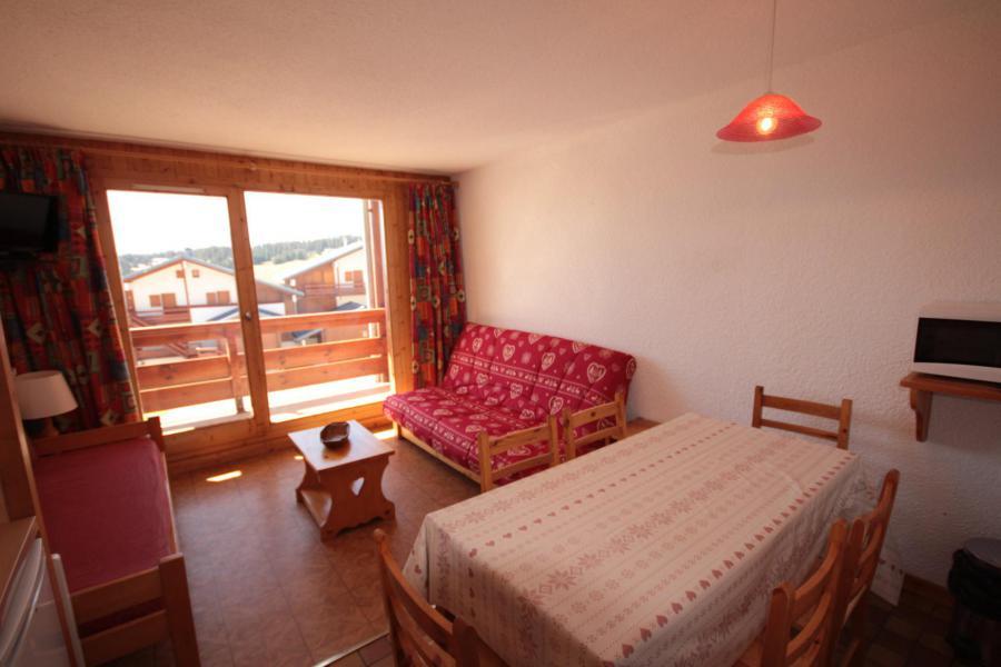 Vacaciones en montaña Apartamento cabina 2 piezas para 6 personas (210) - Résidence Mont Blanc B - Les Saisies
