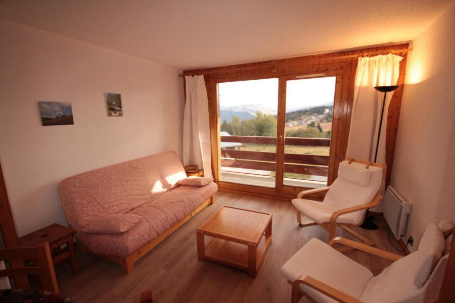 Vacaciones en montaña Logement 1 pièces 4 personnes (MTB212) - Résidence Mont Blanc B - Les Saisies