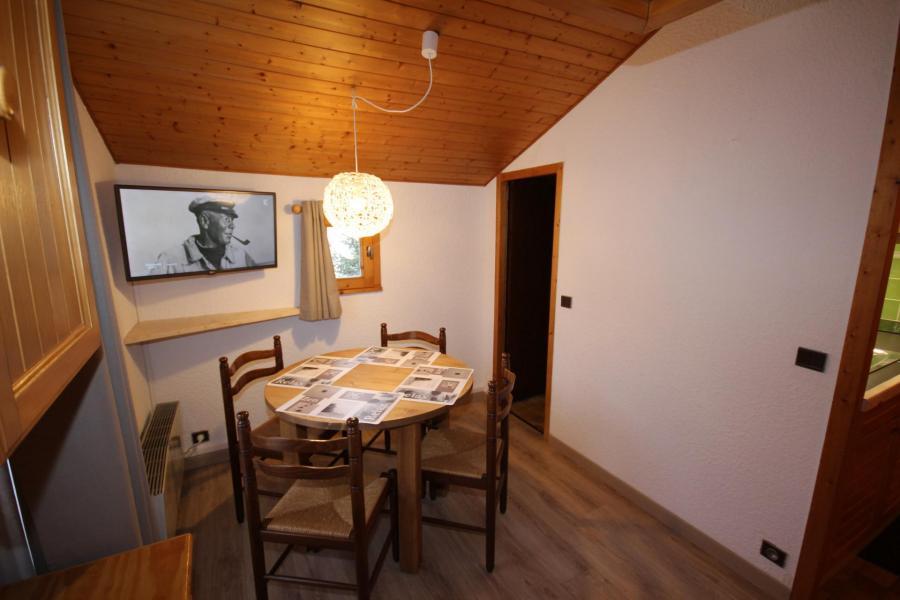 Vacaciones en montaña Estudio para 2 personas (223) - Résidence Mont Blanc B - Les Saisies - Mesa