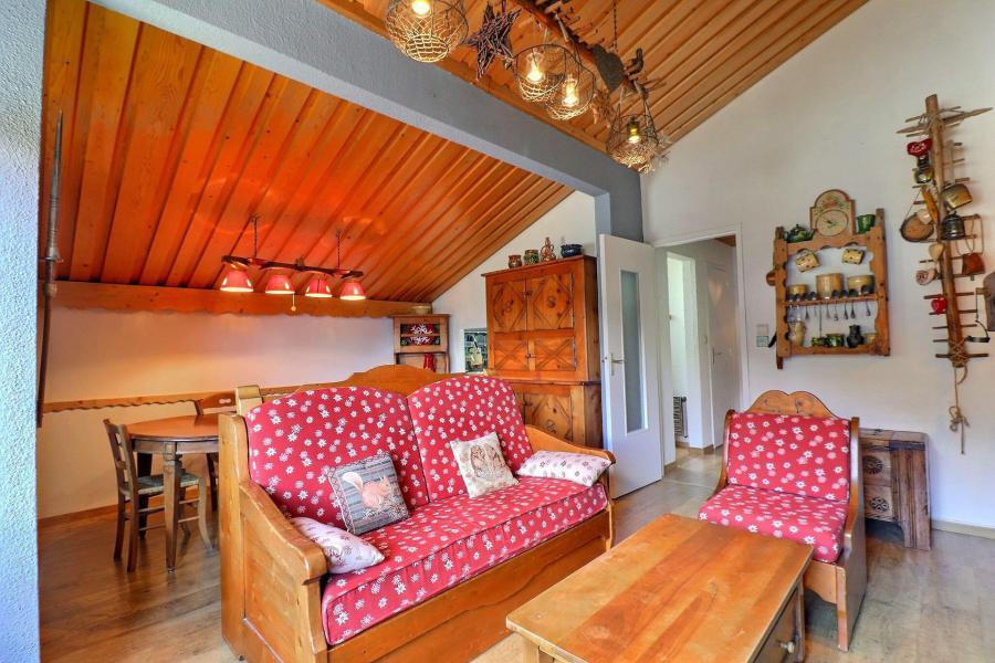 Vacances en montagne Appartement 2 pièces cabine 6 personnes (MTV036) - Résidence Mont Vallon - Méribel-Mottaret - Séjour
