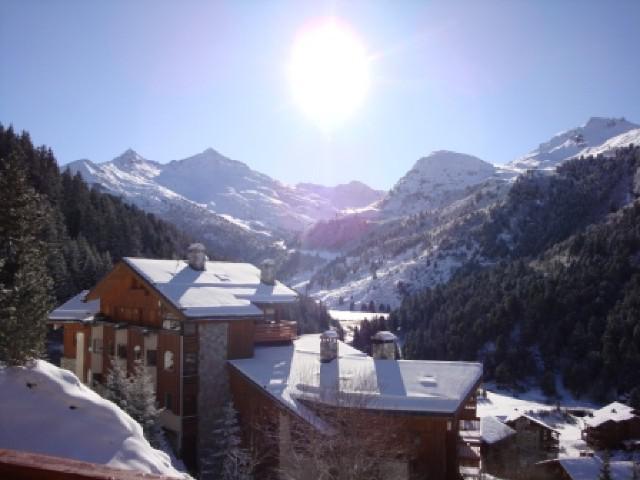 Vacaciones en montaña Apartamento 3 piezas para 5 personas (028) - Résidence Moraine - Méribel-Mottaret