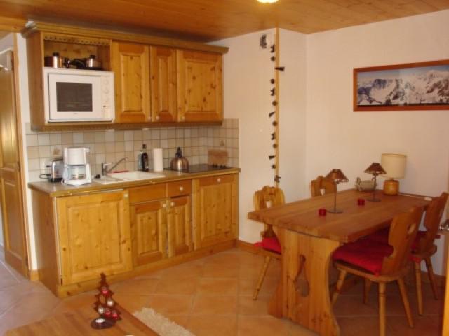 Vacaciones en montaña Apartamento 3 piezas para 5 personas (028) - Résidence Moraine - Méribel-Mottaret - Alojamiento