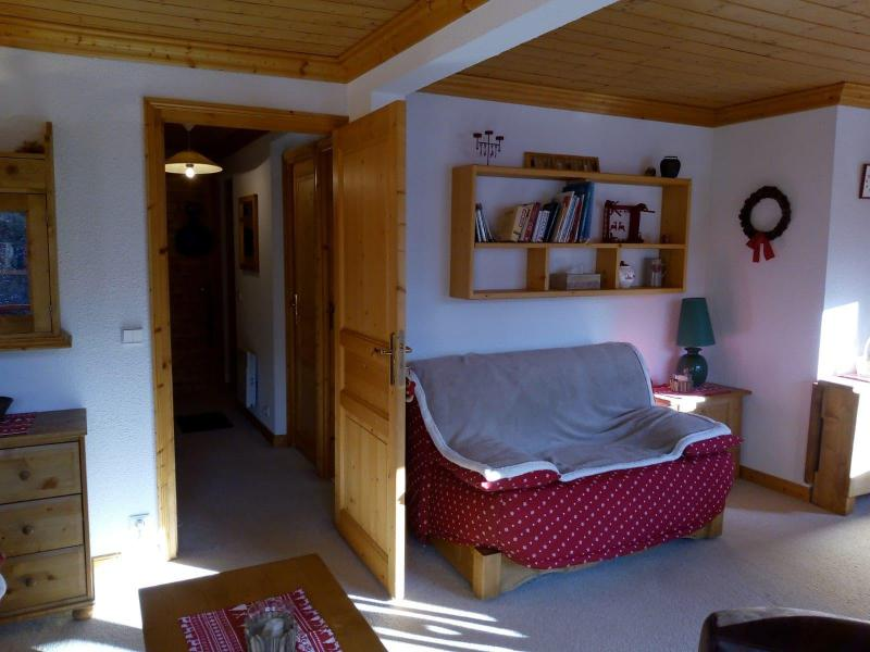 Vacances en montagne Appartement 3 pièces 7 personnes (021) - Résidence Moraine - Méribel-Mottaret - Banquette