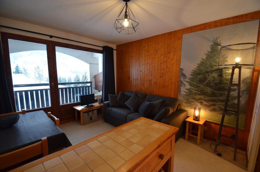 Vacances en montagne Appartement 2 pièces 4 personnes - Résidence Murgers - Saint Martin de Belleville - Logement