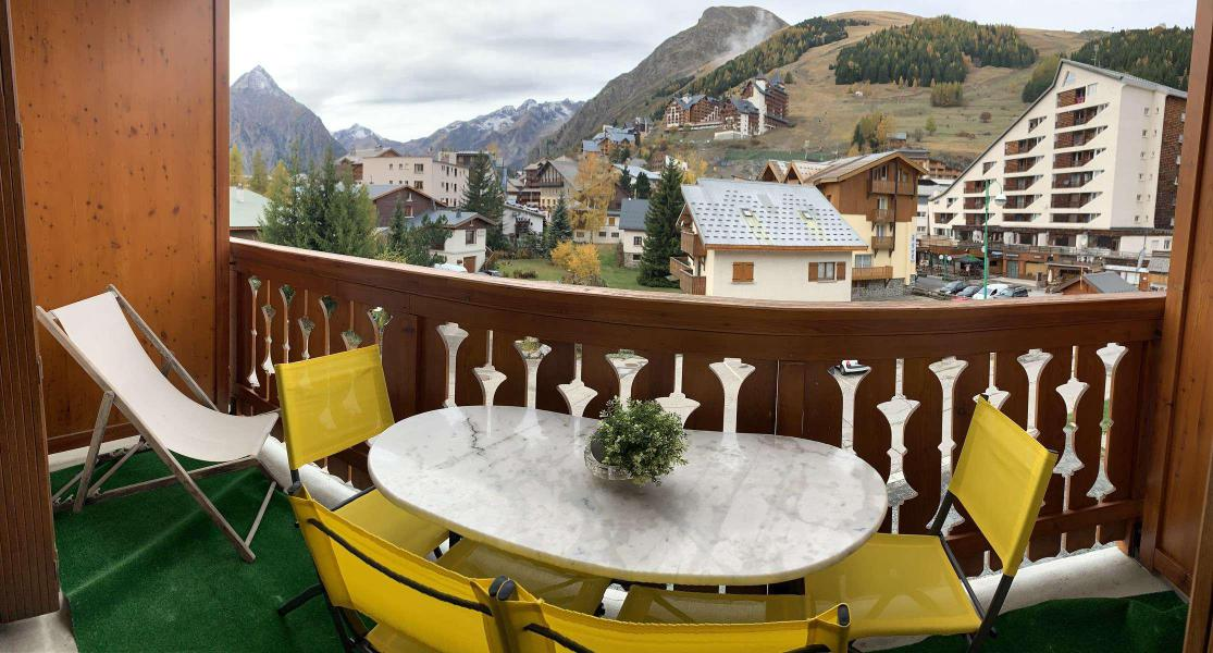 Wakacje w górach Studio 4 osoby (226) - Résidence Myosotis 10 - Les 2 Alpes