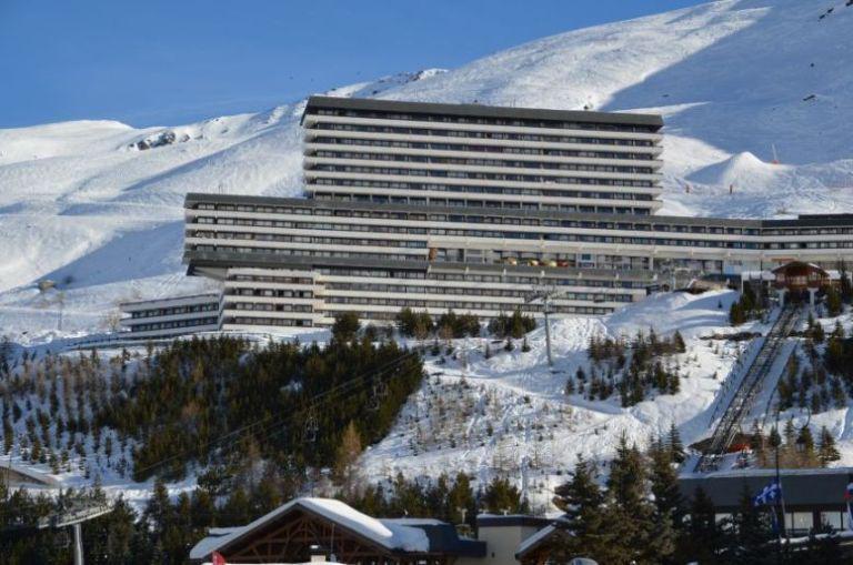 Vacanze in montagna Résidence Nant Benoit - Les Menuires