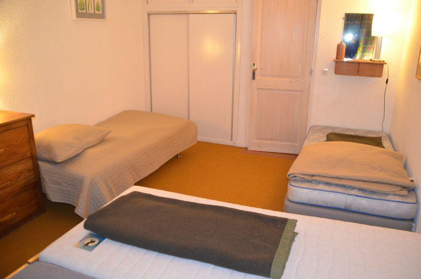 Vacances en montagne Appartement triplex 3 pièces 8 personnes (417) - Résidence Nant Benoit - Les Menuires - Logement