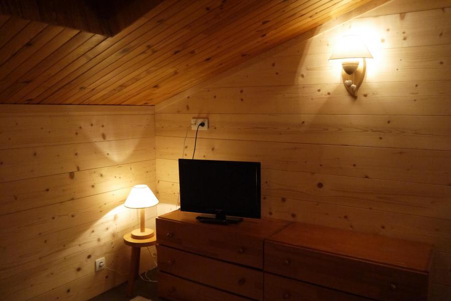 Vacances en montagne Studio 2 personnes (014) - Résidence Nantchu - Méribel-Mottaret