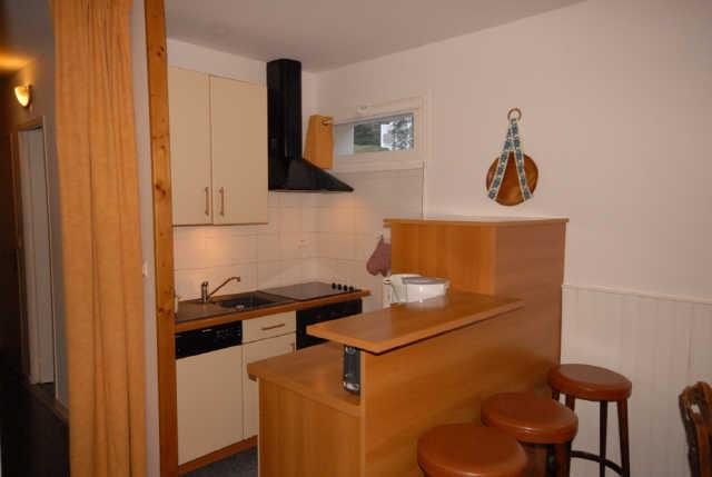 Holiday in mountain resort 3 room apartment 6 people (NS445) - Résidence Neige et Soleil - Gourette - Accommodation