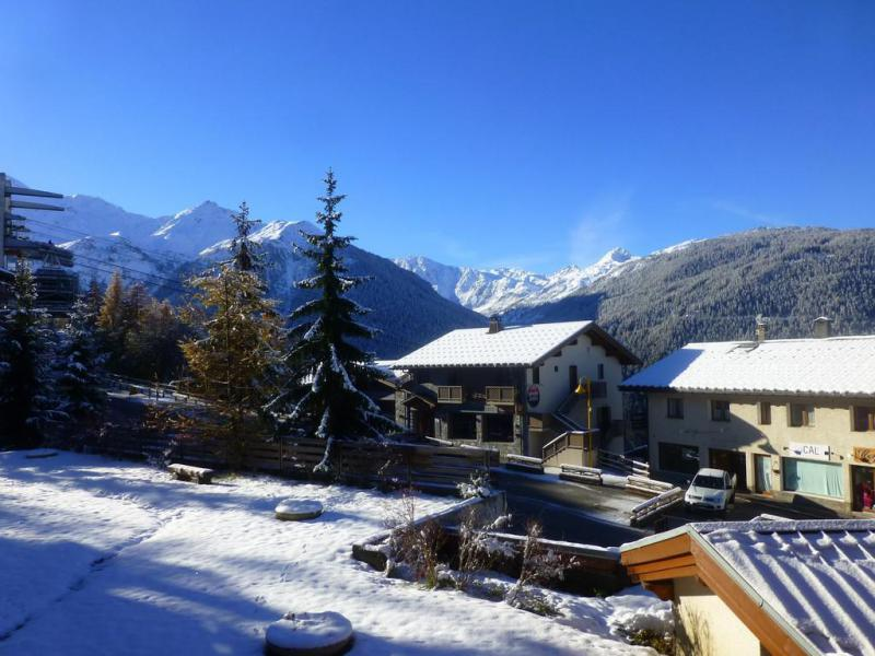 Holiday in mountain resort 3 room apartment sleeping corner 4 people (4204) - Résidence Neige et Soleil B - Peisey-Vallandry