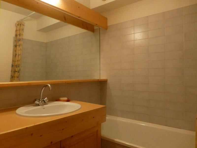 Holiday in mountain resort 2 room apartment sleeping corner 6 people (4403) - Résidence Neige et Soleil D - Peisey-Vallandry - Bathroom