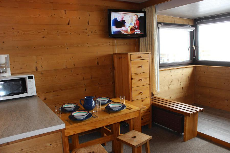 Vacances en montagne Studio 4 personnes (154) - Résidence Névés - Val Thorens