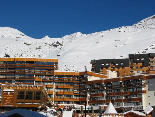 Vacances en montagne Résidence Névés - Val Thorens