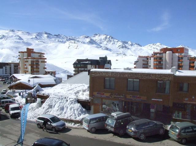 Vacances en montagne Studio 4 personnes (66) - Résidence Névés - Val Thorens