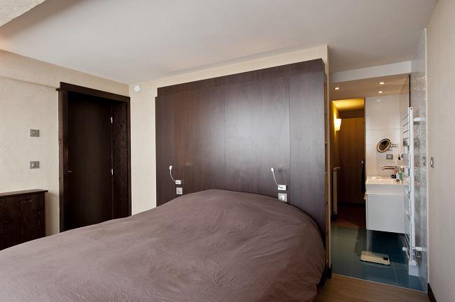 Vacances en montagne Appartement 3 pièces cabine 6 personnes (198) - Résidence Névés - Val Thorens - Logement