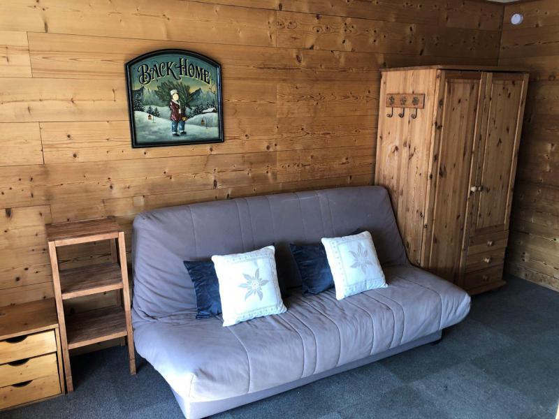 Vacances en montagne Studio 4 personnes (154) - Résidence Névés - Val Thorens - Logement
