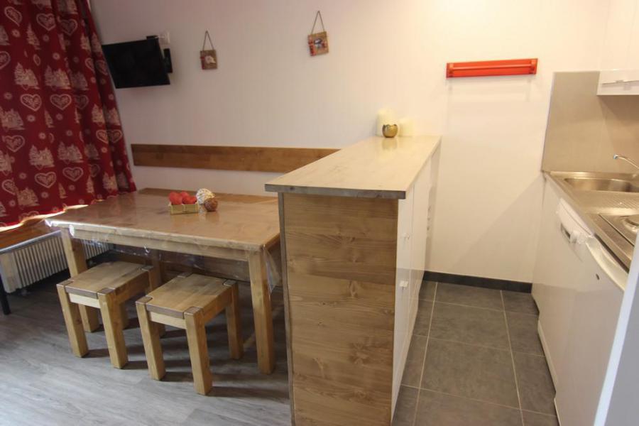 Vacances en montagne Studio 4 personnes (93) - Résidence Névés - Val Thorens - Logement