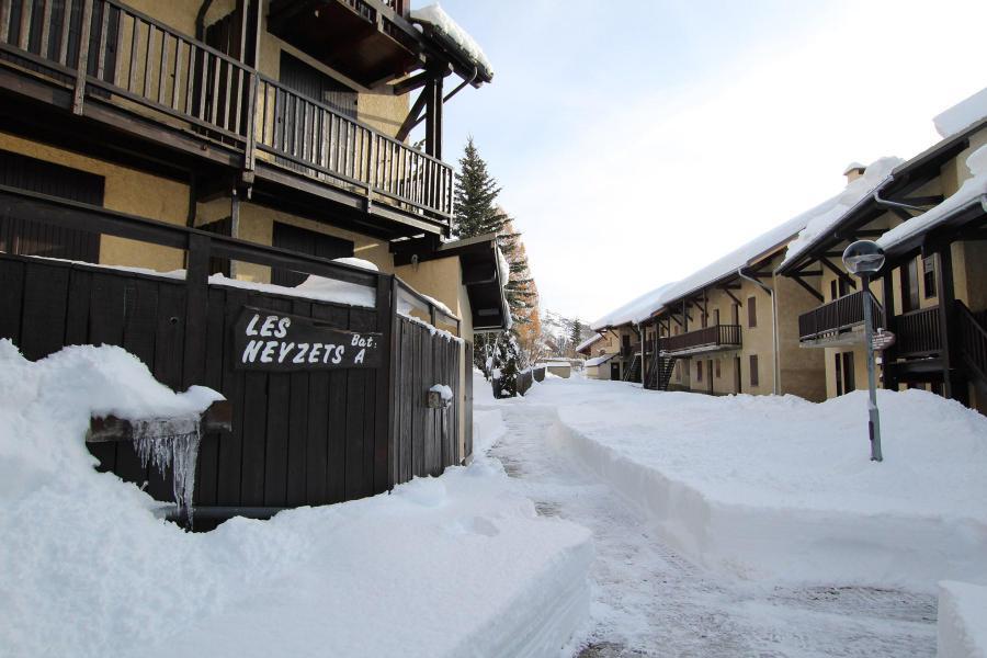 Vacances en montagne Logement 1 pièces 5 personnes (LMO130-A003) - Résidence Neyzets - Serre Chevalier