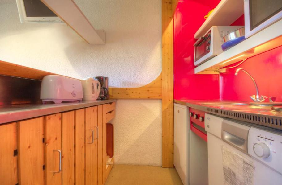Wakacje w górach Apartament 2 pokojowy kabina 6 osób (0438) - Résidence Nova 2 - Les Arcs - Aneks kuchenny