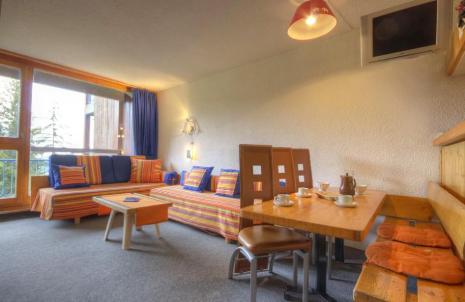 Wakacje w górach Apartament 2 pokojowy kabina 6 osób (0438) - Résidence Nova 2 - Les Arcs - Pokój gościnny