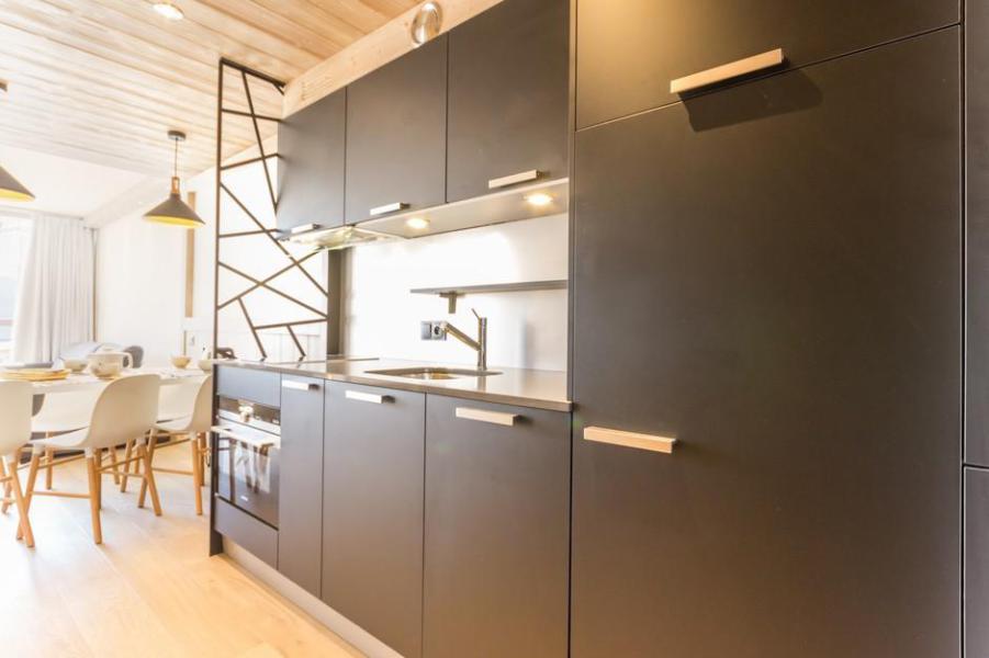 Wakacje w górach Apartament 2 pokojowy kabina 6 osób (1244) - Résidence Nova 2 - Les Arcs - Aneks kuchenny
