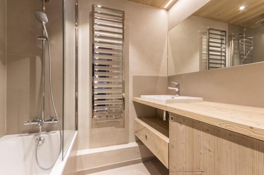Wakacje w górach Apartament 2 pokojowy kabina 6 osób (1244) - Résidence Nova 2 - Les Arcs - Łazienka