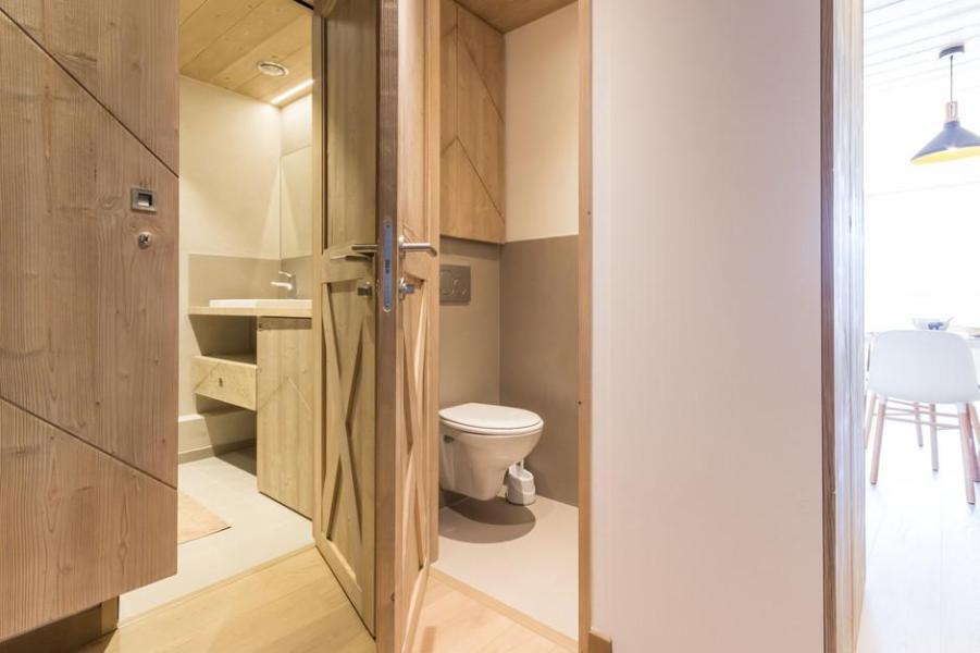 Wakacje w górach Apartament 2 pokojowy kabina 6 osób (1244) - Résidence Nova 2 - Les Arcs - Oddzielne WC