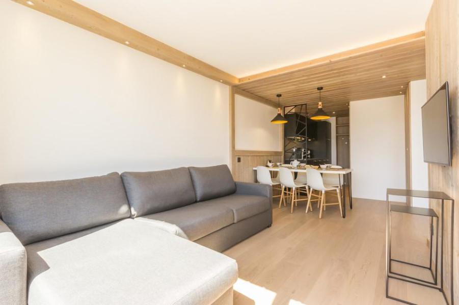 Wakacje w górach Apartament 2 pokojowy kabina 6 osób (1244) - Résidence Nova 2 - Les Arcs - Pokój gościnny