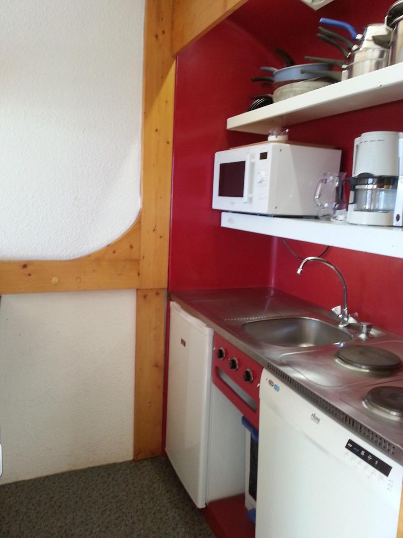 Wakacje w górach Apartament 2 pokojowy z alkową 6 osób (0938) - Résidence Nova 2 - Les Arcs - Aneks kuchenny