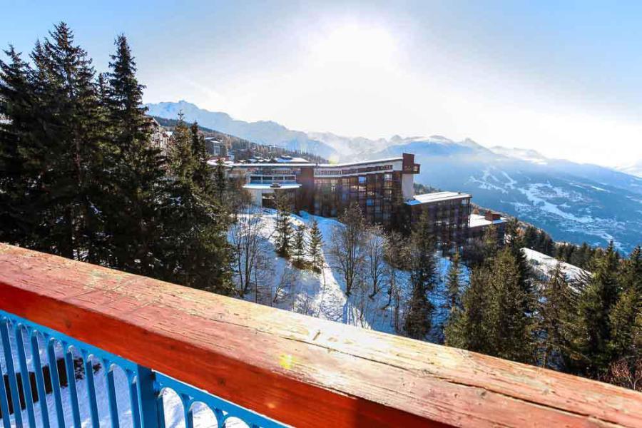 Wakacje w górach Apartament 2 pokojowy z alkową 6 osób (0938) - Résidence Nova 2 - Les Arcs - Balkon