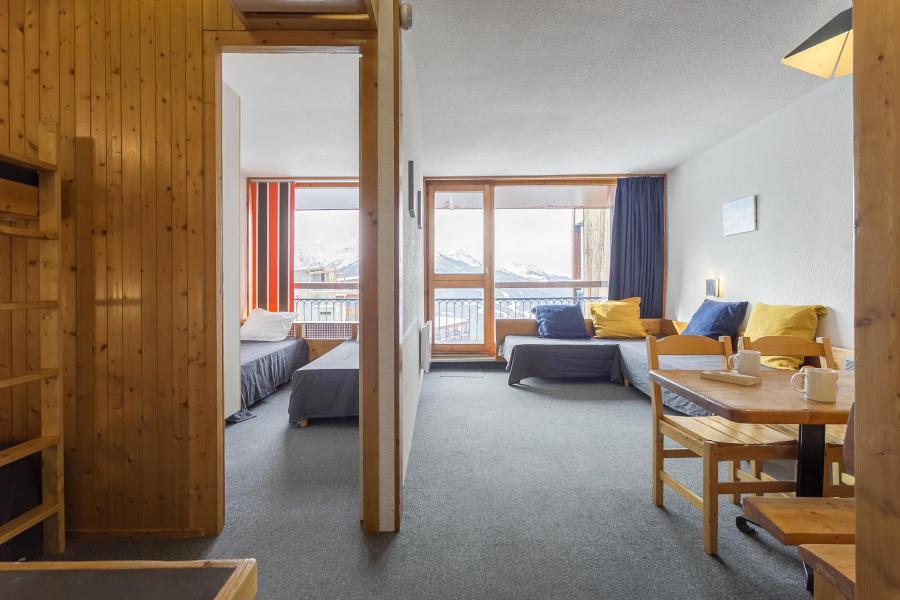 Wakacje w górach Apartament 2 pokojowy z alkową 6 osób (0938) - Résidence Nova 2 - Les Arcs - Pokój gościnny