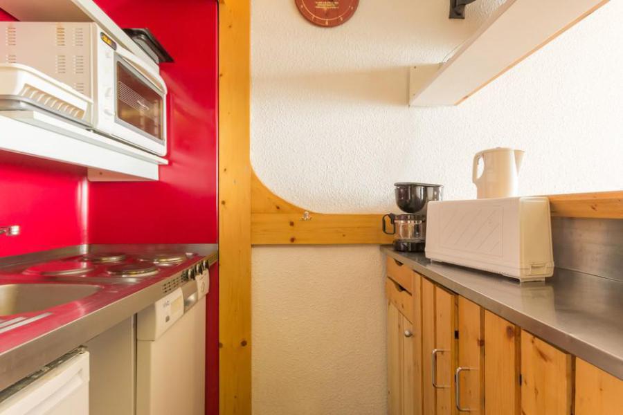 Wakacje w górach Apartament 2 pokojowy z alkową 6 osób (0510) - Résidence Nova 4 - Les Arcs - Aneks kuchenny