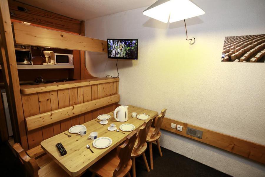 Wakacje w górach Apartament 2 pokojowy z alkową 6 osób (0100) - Résidence Nova 5 - Les Arcs - Pokój gościnny
