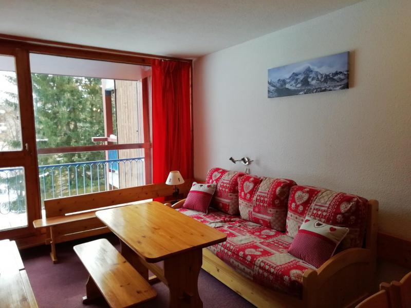 Vacances en montagne Appartement 2 pièces 6 personnes (950) - Résidence Nova - Les Arcs