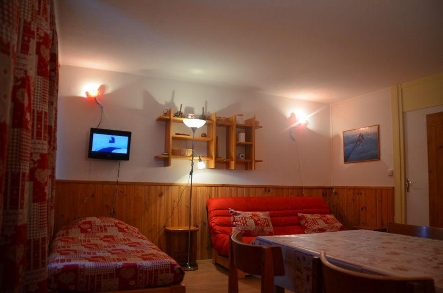 Vacances en montagne Studio 4 personnes (32) - Résidence Oisans - Les Menuires