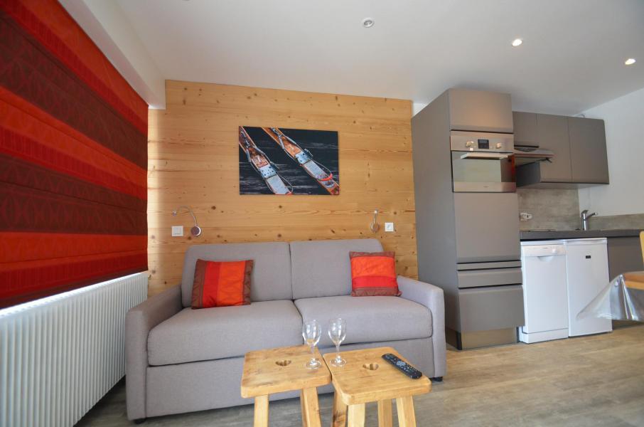 Vacances en montagne Studio coin montagne 4 personnes (62) - Résidence Oisans - Les Menuires