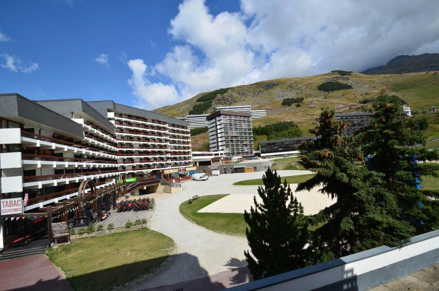 Vacances en montagne Appartement 3 pièces alcôve 8 personnes (25) - Résidence Oisans - Les Menuires